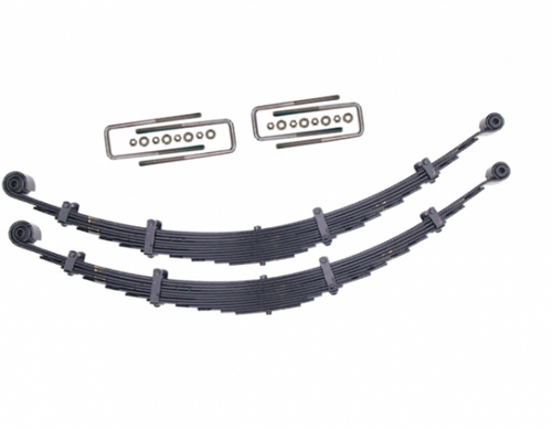 Deaver Gen 2 Raptor Leaf Springs Stock Height