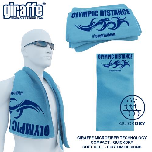 Olympic Distance Triathlon GT-004 Sports Microfibre Towel