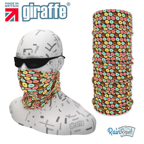 G471 Doughnut Rings   Multi-functional Tube Bandana