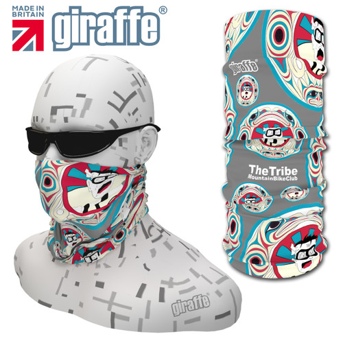 Tribe MTB  - Club Design Multi-functional Bandana