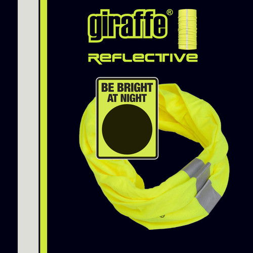 G-Reflective - Running Safety Headwear Tube  Bandana
