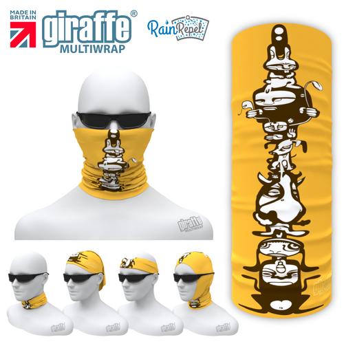 G-591 Totem - Face Mask Tube  Bandana