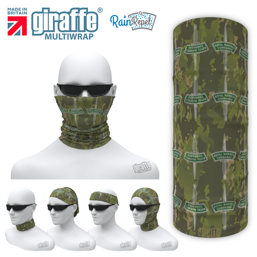 G-594 Royal marines -   Face Mask Tube  Bandana
