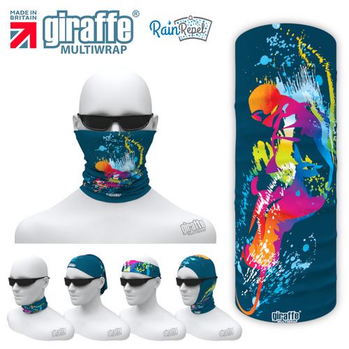 G-612 Snowboard Splash Mask Tube  Bandana