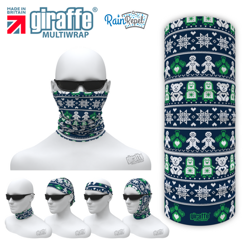 G-614 Classic Snow Mask Tube  Bandana