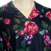 adaptive back snap blouse-detail