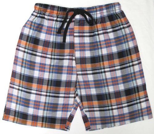 Men's Cotton Shorts - Assorted Plaids