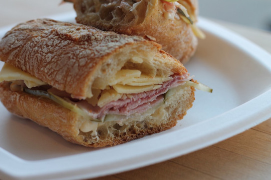 Everybody Loves Ham & Gruyere