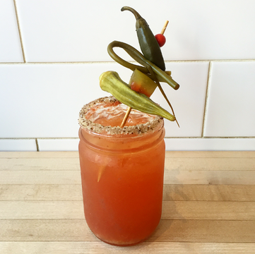 A Bloody Mary that Captures the Taste of Summer
