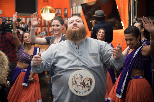 Chef Grayson Reps BKLYN Larder on the Untitled Action Bronson Show