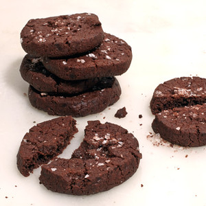 BKLYN Larder Chocolate Shortbread Cookies