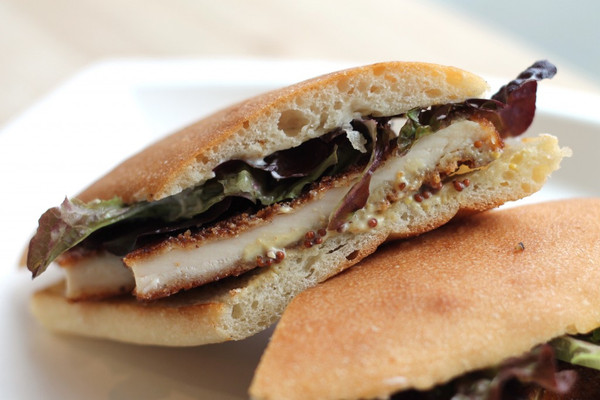 Going the Extra Mile for a Perfect Chicken Cutlet Sandwich