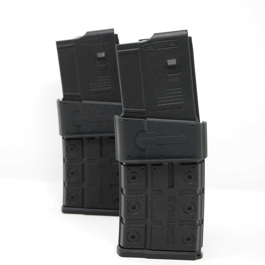 CompMag. The ultimate fixed magazine solution for your AR-15.
