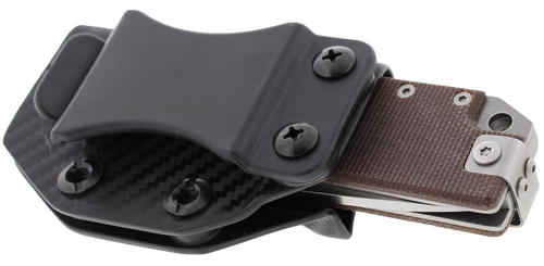Ausus Knife & Kydex Sheath Combination