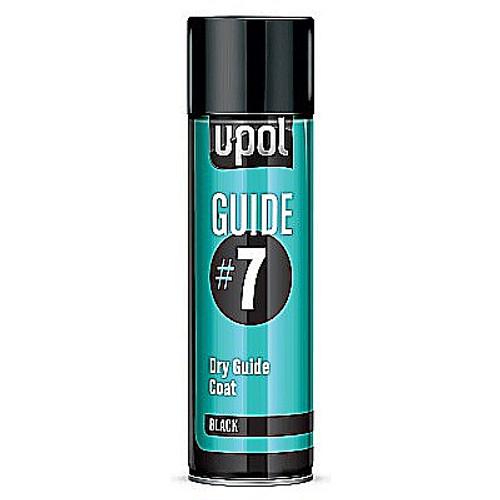 U-POL #7 Dry Guide Coat Aerosol 450ml