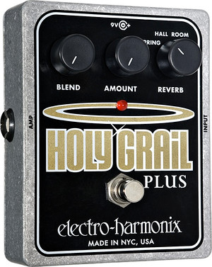 Electro Harmonix    Holy Grail Plus	 Variable Reverb