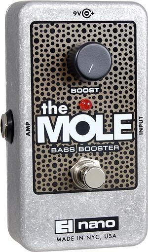 Electro Harmonix    Mole Bass Booster