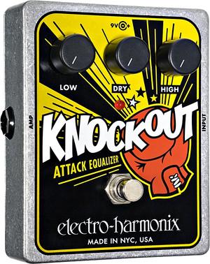 Electro Harmonix    Knockout Attack Equalizer Reissue
