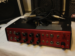 Used Walter woods amp MI 100-8 SOLD