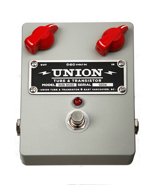 UNION TUBE & TRANSISTOR   SUB BUZZ
