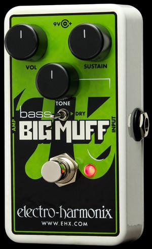 Electro Harmonix Nano Bass Big Muff Pi  Distortion/Sustainer for bass