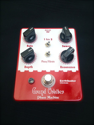 Used EARTHQUAKER DEVICES GRAND ORBITER PHASE MACHINE SOLD!!!