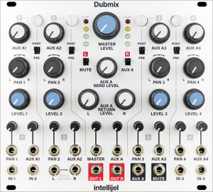 Intellijel Designs Dubmix(Discontinued)