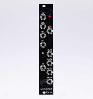 Erica Synths Black Mixer/Splitter V2