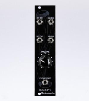 Erica Synths  Black PFL