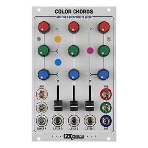 LZX – COLOR CHORDS