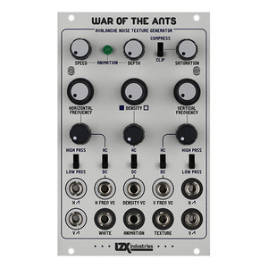 LZX – WAR OF THE ANTS