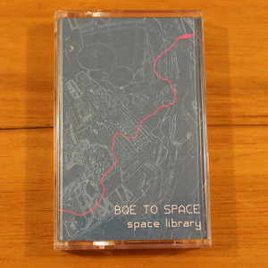 "Space Library Album ""BQE to Space"" on cassette"