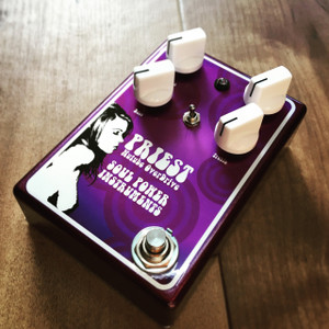 SOUL POWER INSTRUMENTS    PRIEST -NUTUBE OVERDRIVE-
