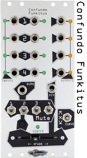 Noise Engineering  Confundo Funkitus