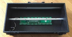 Elite Modular ELITE416-X 12U EXPANSION TOP w/Intellijel TPS-80