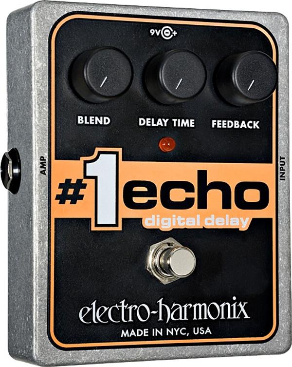 Electro Harmonix    #1 Echo  Digital Delay