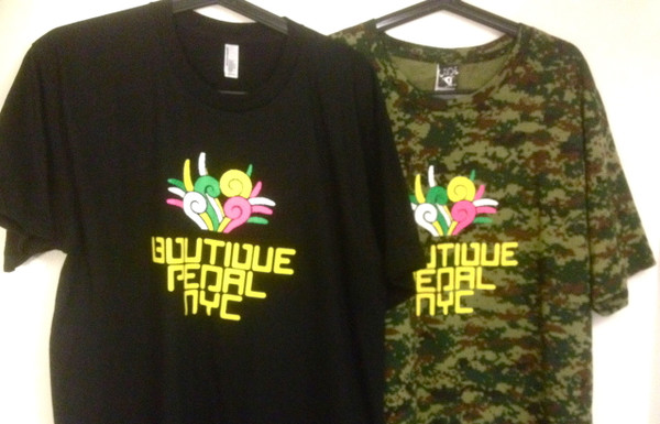 Boutique Pedal NYC Original T-Shirt