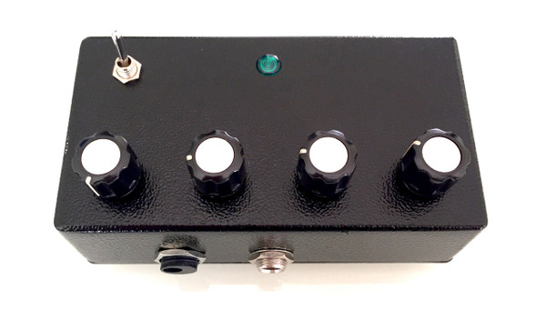 Skychord Electronics Deses Parva Triple CMOS drone oscillator with internal ringmod