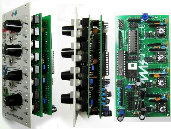 4ms Quad Pingable LFO (QPLFO)