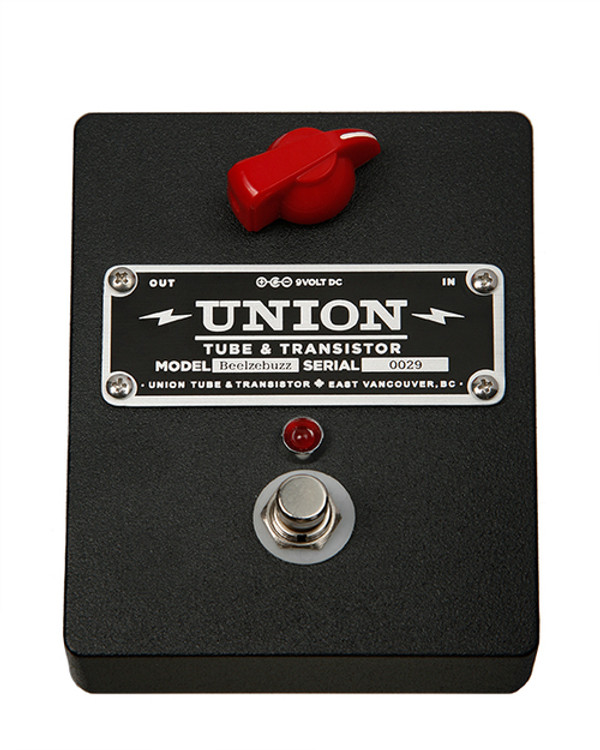 UNION TUBE & TRANSISTOR   BEELZEBUZZ