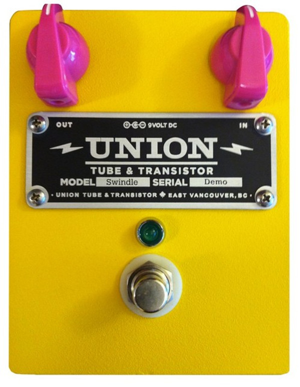 UNION TUBE & TRANSISTOR  Swindle