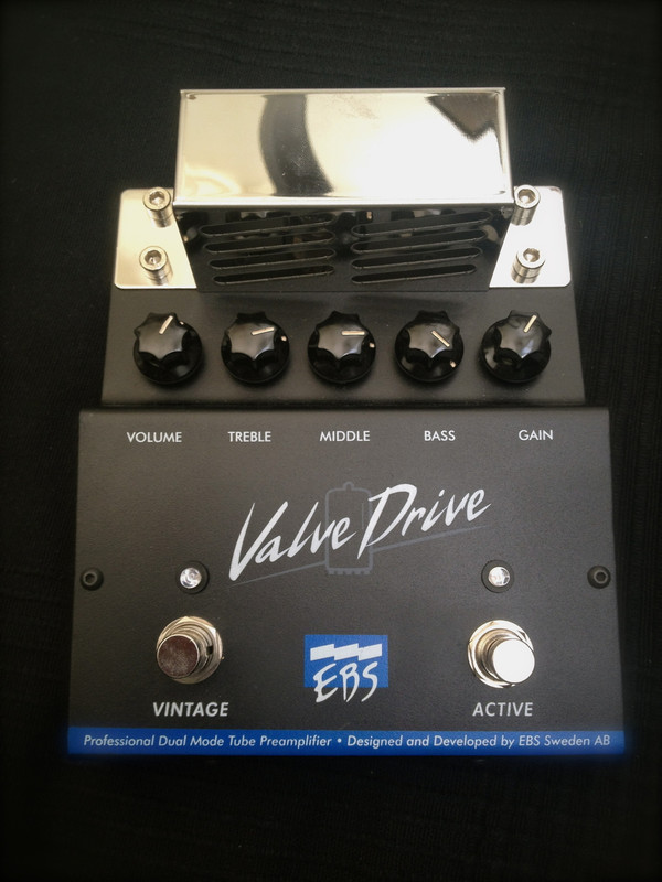 Used EBS Valvedrive SOLD