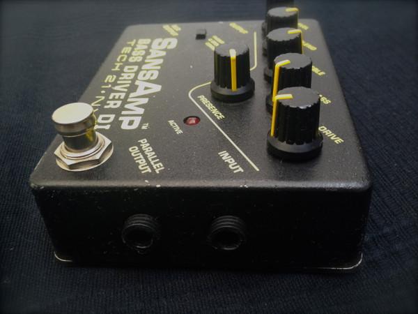 Used Tech 21 SansAmp Bass Driver DI  SOLD