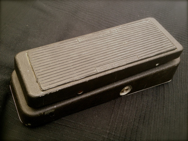 Used Dunlop Cry Baby GCB-95 Wah  SOLD