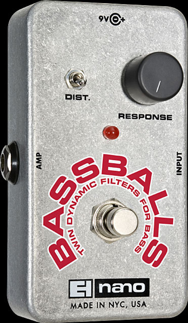 Electro Harmonix Baseballs  Twin Dynamic Envelope Filter