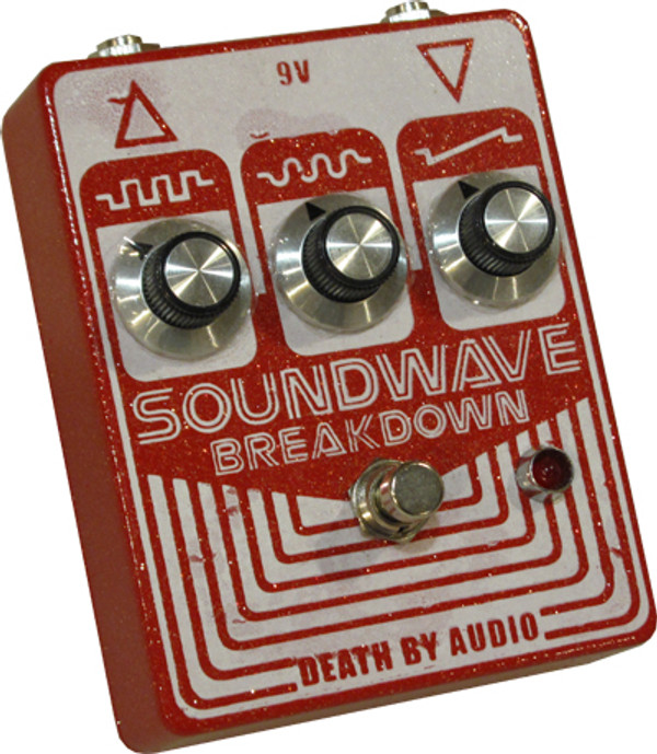 Death By Audio   Soundwave Breakdown