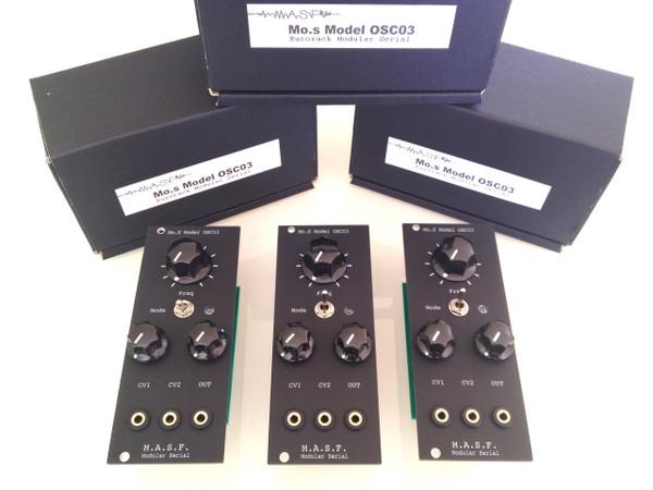 M.A.S.F. Mo.s Model OSC03