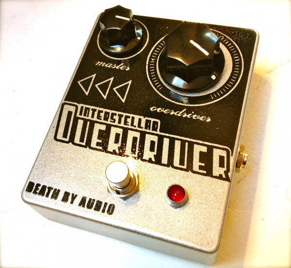 Death By Audio   Interstellar Overdriver w/Master Volume