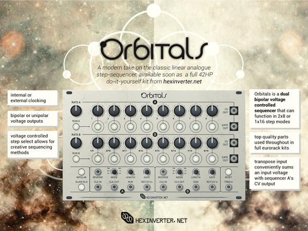Hexinverter Électronique ORBITALS
