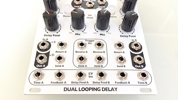4ms Dual Looping Delay (DLD)